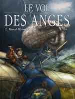 Rayon : Albums d'occasion (Aventure historique), Série : Le Vol des Anges T2, Royal Flying Corps