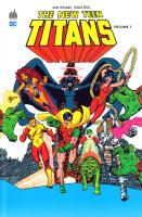Rayon : Comics (Super Héros), Série : The New Teen Titans T1, The New Teen Titans