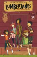 Rayon : Comics (Heroic Fantasy-Magie), Série : Lumberjanes (Série 1) T1, L'Ange-Chat Redoutable