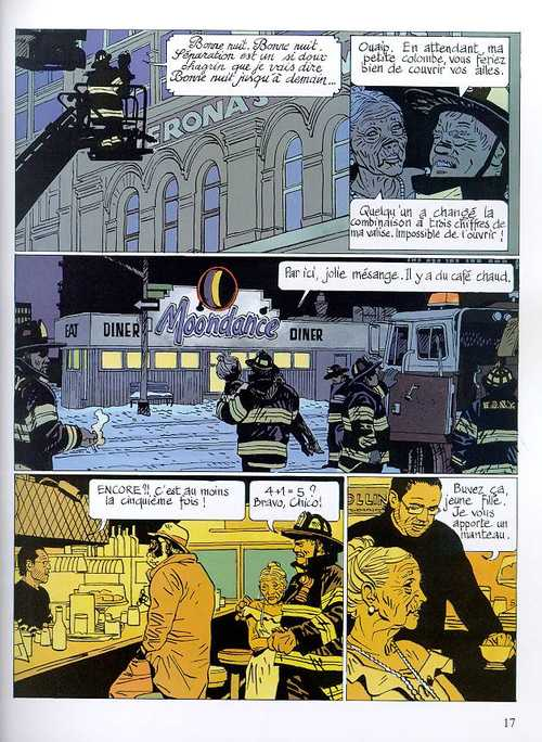 Zeke raconte des histoires cosey roman graphique esprit bd une librai - Raconte des histoires ...