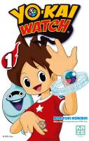 Rayon : Manga (Shonen), Série : Yo-Kai Watch T1, Yo-kai Watch