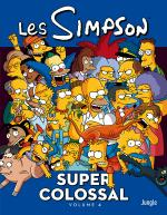Rayon : Comics (Comédie), Série : Les Simpson Super Colossal T4, Les Simpson Super Colossal
