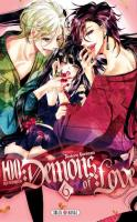 Rayon : Manga (Seinen), Série : 100 Demons of Love T6, 100 Demons of Love