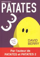 Rayon : Albums (Humour), Série : Patates T3, Patates