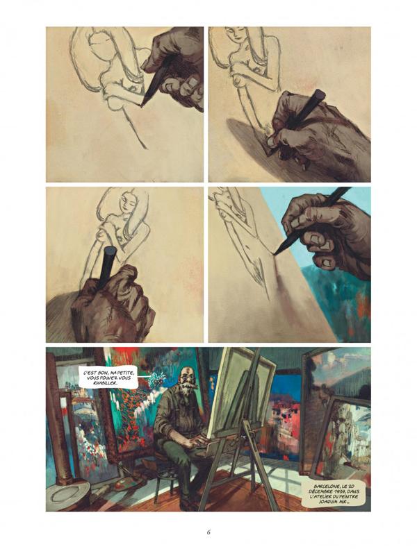 époustouflant Natures Mortes - (Oriol / Zidrou) - Drame [BÉDÉCINÉ, une librairie &DW_06