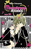 Rayon : Manga (Shojo), Série : Monochrome Animals T10, Monochrome Animals