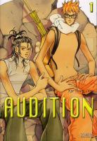 Rayon : Manga (Shojo), S�rie : Audition T1, Audition