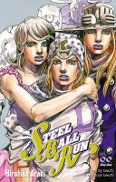 Rayon : Manga (Shonen), Série : Jojo's Bizarre Adventure : Steel Ball Run T22, Jojo's Bizarre Adventure : Steel Ball Run