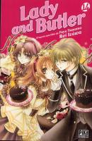 Rayon : Manga (Shojo), S�rie : Lady and Butler T14, Lady and Butler