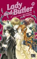 Rayon : Manga (Shojo), S�rie : Lady and Butler T19, Lady and Butler