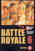 Rayon : Manga (Seinen), Série : Battle Royale T6, Battle Royale