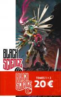Rayon : Comics (Science-fiction), Série : Black Science, Black Science (Pack Éditeur Tomes 1 & 2)