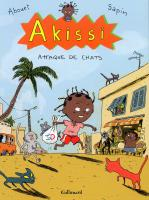 Rayon : Albums (Humour), S�rie : Akissi  T1, Attaque de Chats