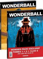 Rayon : Albums (Policier-Thriller), Série : Wonderball, Wonderball (Pack Tomes 1 et 2)