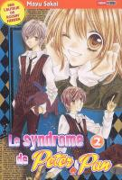 Rayon : Manga (Shojo), S�rie : Le Syndrome de Peter Pan T2, Le Syndrome de Peter Pan