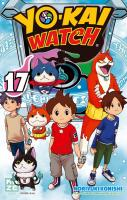 Rayon : Manga (Shonen), Série : Yo-Kai Watch T17, Yo-Kai Watch