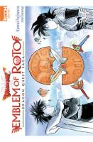 Rayon : Manga (Shonen), Série : Dragon Quest : Emblem of Roto T10, Dragon Quest : Emblem of Roto