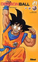 Rayon : Manga (Shonen), Série : Dragon Ball (double) T21, Dragon Ball