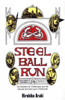 Rayon : Manga (Shonen), Série : Jojo's Bizarre Adventure : Steel Ball Run T24, Jojo's Bizarre Adventure : Steel Ball Run