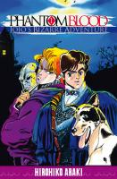 Rayon : Manga (Shonen), Série : Jojo's Bizarre Adventure : Phantom Blood T1, Jojo's Bizarre Adventure : Phantom Blood
