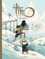 Rayon : Albums (Heroic Fantasy-Magie), Série : Timo l'Aventurier T2, Timo l'Aventurier