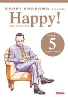 Rayon : Manga (Seinen), Série : Happy ! T5, All or Nothing !! (Édition de Luxe) (Réédition)