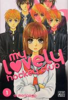 Rayon : Manga (Shojo), S�rie : My Lovely Hockey Club T1, My Lovely Hockey Club