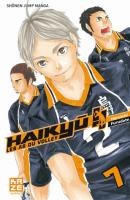 Rayon : Manga (Shonen), Série : Haikyu !! : Les As du Volley T7, Haikyu!! : Les As du Volley