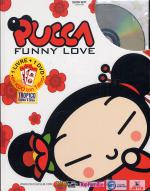 Rayon : CD, Série : Pucca, Pucca Funny Love + DVD