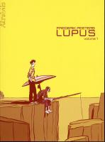 Rayon : Albums (Science-fiction), Série : Lupus T1, Lupus