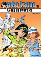 Rayon : Albums (Science-fiction), Série : Yoko Tsuno T29, Anges et Faucons