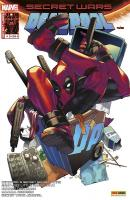Rayon : Comics (Super Héros), Série : Secret Wars : Deadpool T4, La Traque