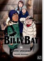 Rayon : Manga (Seinen), Série : Billy Bat T19, Billy Bat