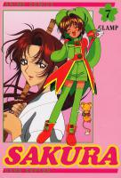 Rayon : Manga (Shojo), Série : Card Captor Sakura (Anime Comics) T7, Card Captor Sakura (Anime Comics)