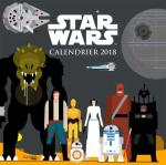 Rayon : Papeterie BD, Série : Star Wars, Star Wars Graphics : Calendrier 2018