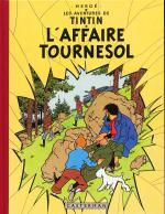 Rayon : Albums (Aventure-Action), S�rie : Tintin T18, Fac Simil� Couleur - L'Affaire Tournesol