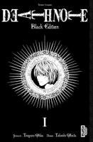 Rayon : Manga (Seinen), Série : Death Note - Black Edition T1, Death Note - Black Edition