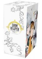 Rayon : Manga (Shonen), Série : The Grim Reaper and an Argent Cavalier, The Grim Reaper and an Argent Cavalier (Coffret Tomes 1 à 6)