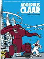 Rayon : Albums (Science-fiction), Série : Adolphus Claar, Adolphus Claar