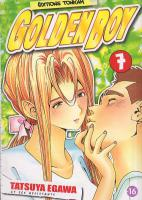 Rayon : Manga (Seinen), S�rie : Golden Boy T7, Golden Boy (nouvelle �dition)