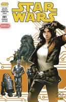 Rayon : Comics (Science-fiction), Série : Star Wars (Série 6) T1, Aphra (Couverture 2/2)