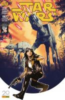 Rayon : Comics (Science-fiction), Série : Star Wars (Série 6) T3, L'Ordu Aspectu (Couverture 2/2)