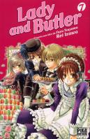 Rayon : Manga (Shojo), S�rie : Lady and Butler T7, Lady and Butler