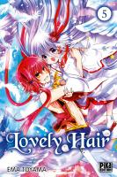 Rayon : Manga (Shojo), Série : Lovely Hair T5, Lovely Hair