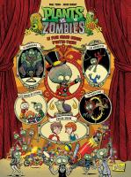 Rayon : Albums (Aventure-Action), Série : Plants vs Zombies T9, Le Plus Grand Cirque d'Outre-Tombe