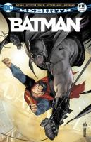 Rayon : Comics (Super Héros), Série : Batman Rebirth (Série 2) T18, Batman Rebirth #18 : Novembre 2018