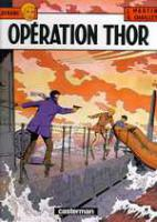 Rayon : Albums (Polar-Thriller), S�rie : Lefranc T6, Op�ration Thor