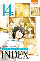 Rayon : Manga (Shonen), Série : A Certain Magical Index T14, A Certain Magical Index