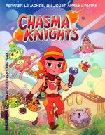 Rayon : Albums (Science-fiction), Série : Chasma Knights, Chasma Knights