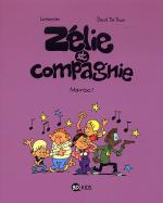 Rayon : Albums (Aventure), S�rie : Z�lie et Compagnie T8, Mambo !